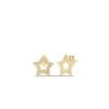 Nyx Star Stud Earrings