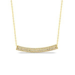 Bridal Necklace in Gold